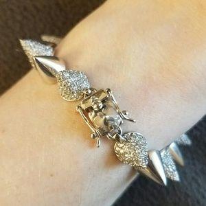 Jewelry - MUST GO THIS WEEK | Silver Spike/Stud Bracelet